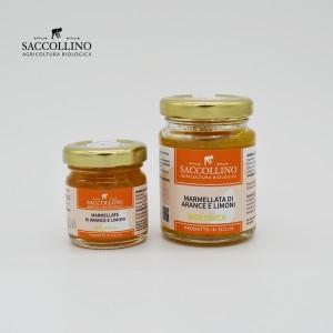Marmellate di arancia e limone